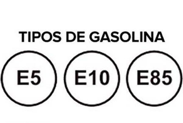 etiqueta gasolina seat