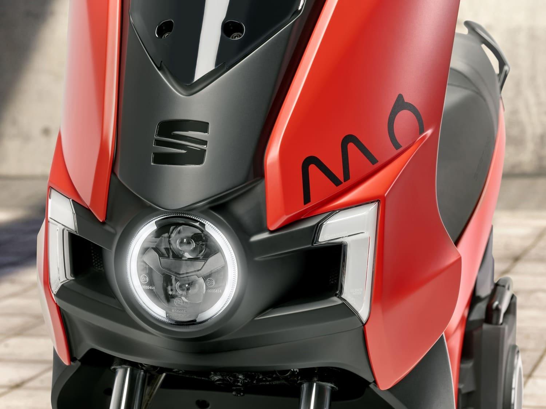 SEAT-MO-eScooter-125-faros