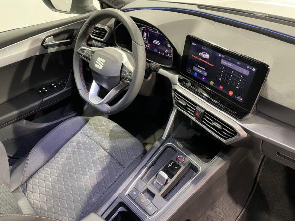 interior seat leon st fr