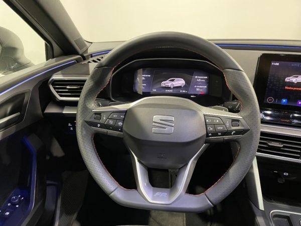 volante seat leon st fr