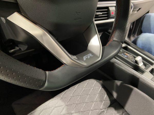 volante fr seat leon st
