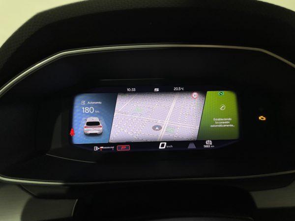 digital cockpit seat leon 2020 fr