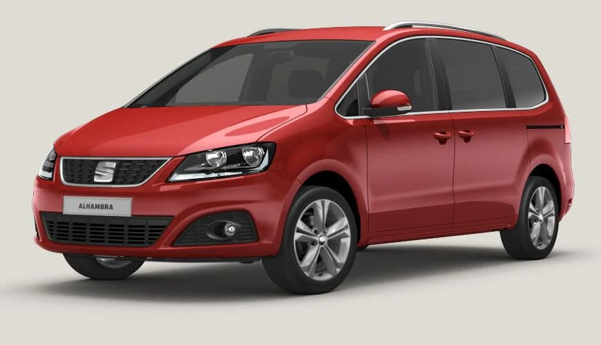 frontal-SEAT-Alhambra-Xcellence